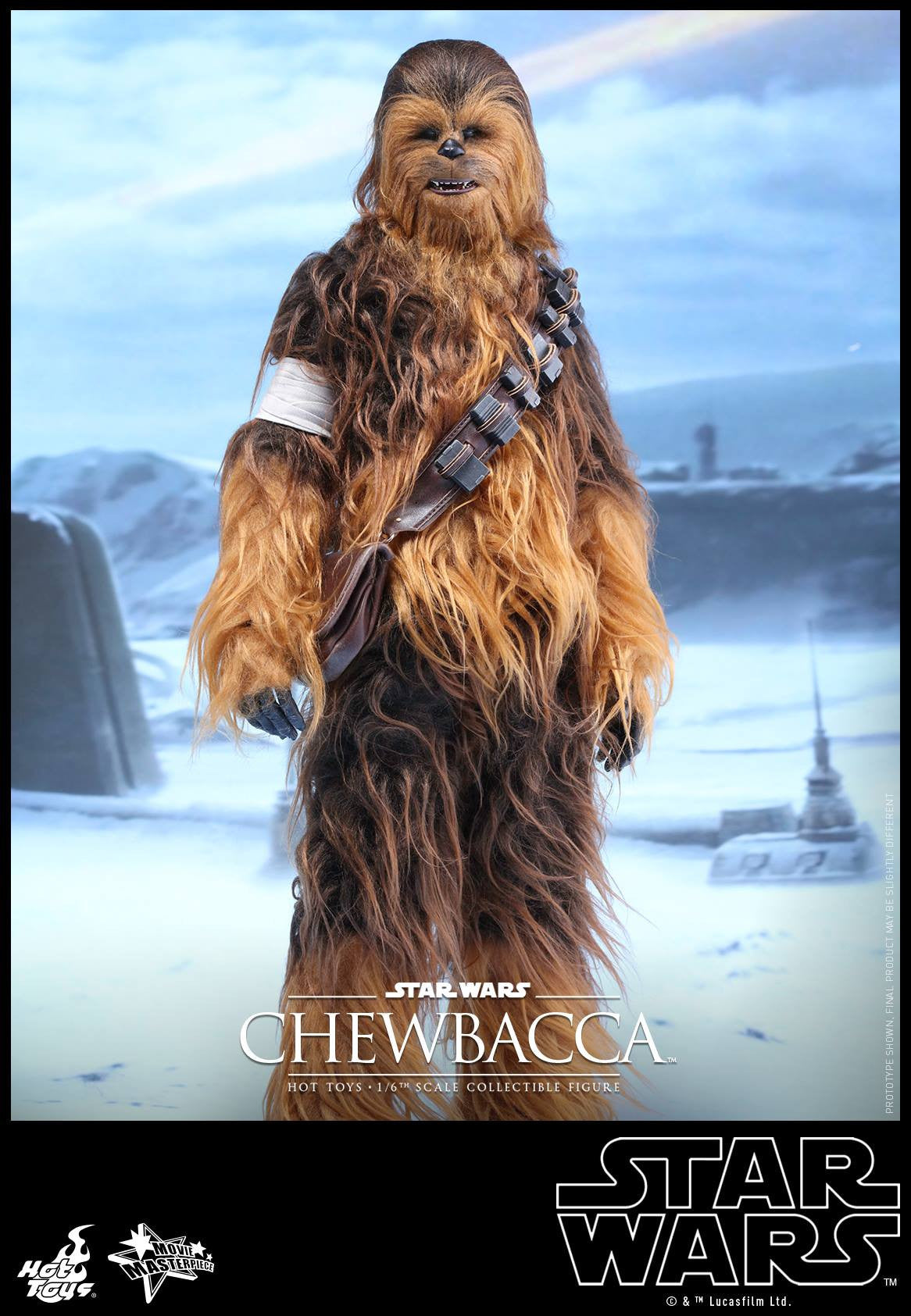 Hot Toys - MMS375 - Star Wars: The Force Awakens - Chewbacca - Marvelous Toys - 4