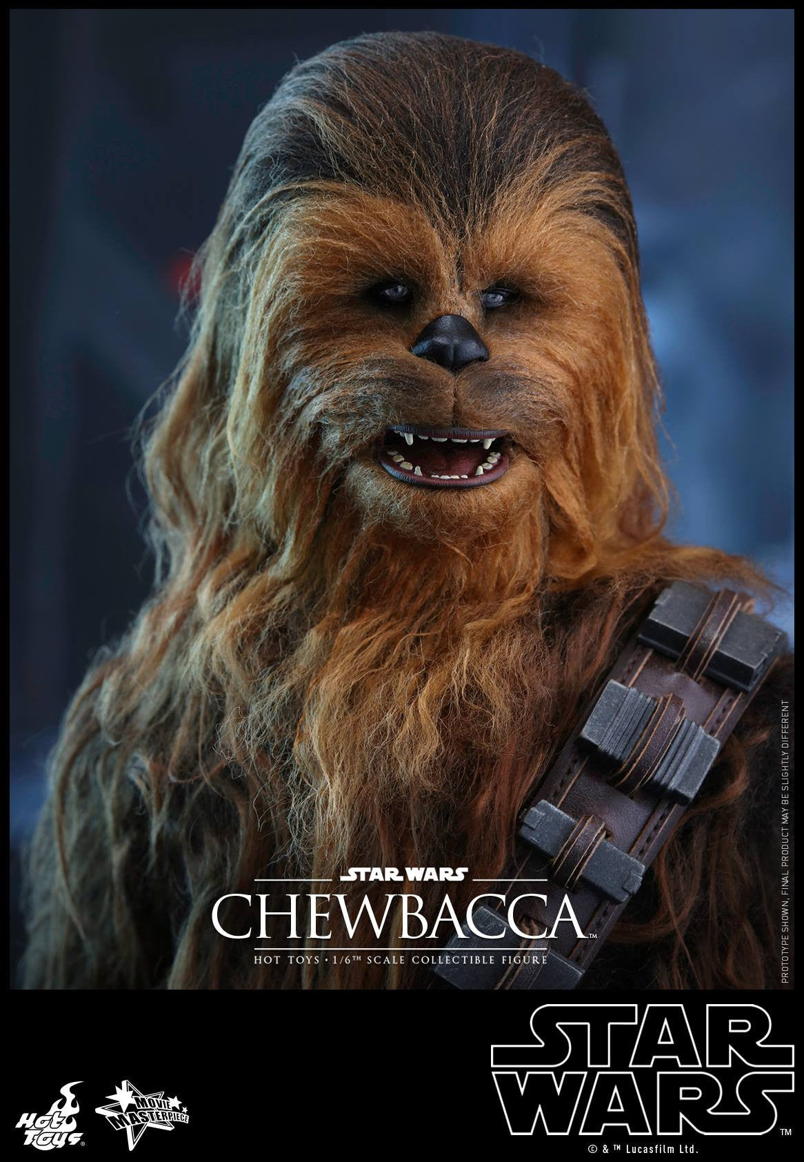 Hot Toys - MMS375 - Star Wars: The Force Awakens - Chewbacca - Marvelous Toys - 5