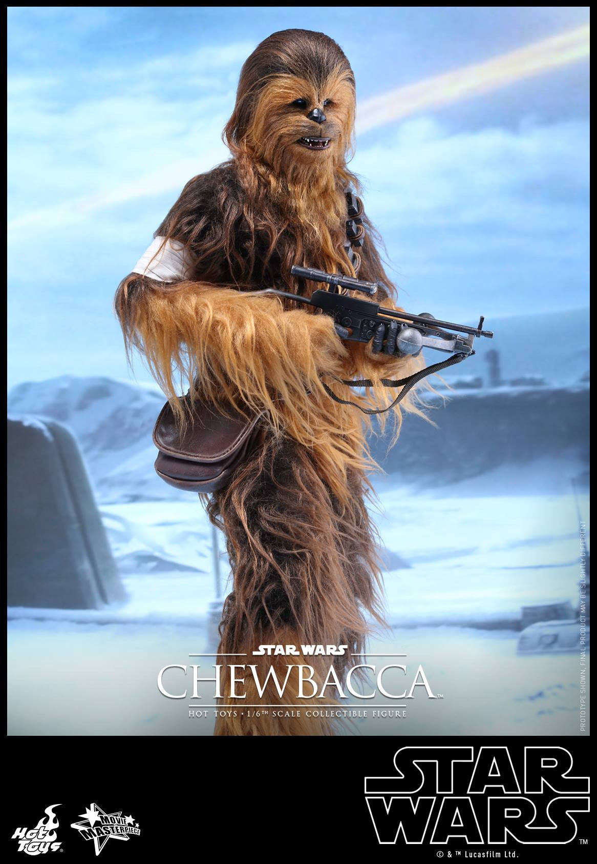 Hot Toys - MMS375 - Star Wars: The Force Awakens - Chewbacca - Marvelous Toys - 6