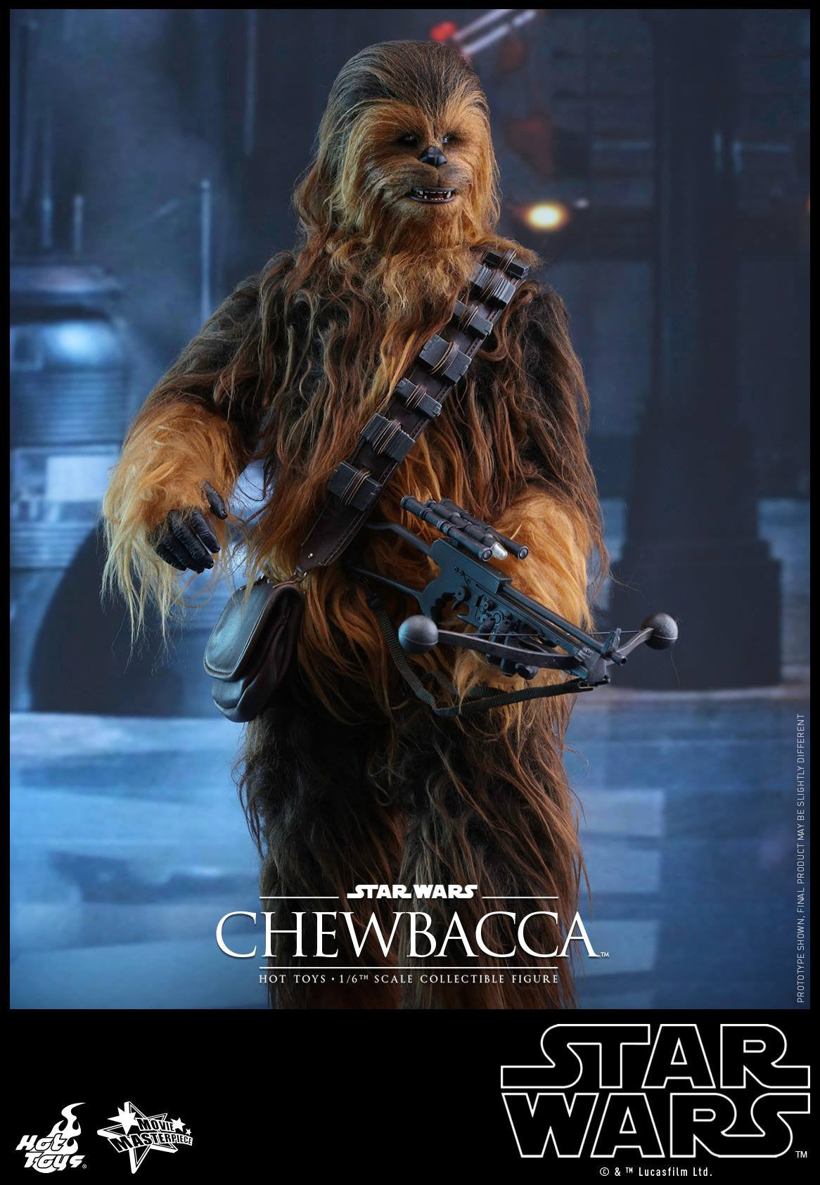Hot Toys - MMS375 - Star Wars: The Force Awakens - Chewbacca - Marvelous Toys - 7