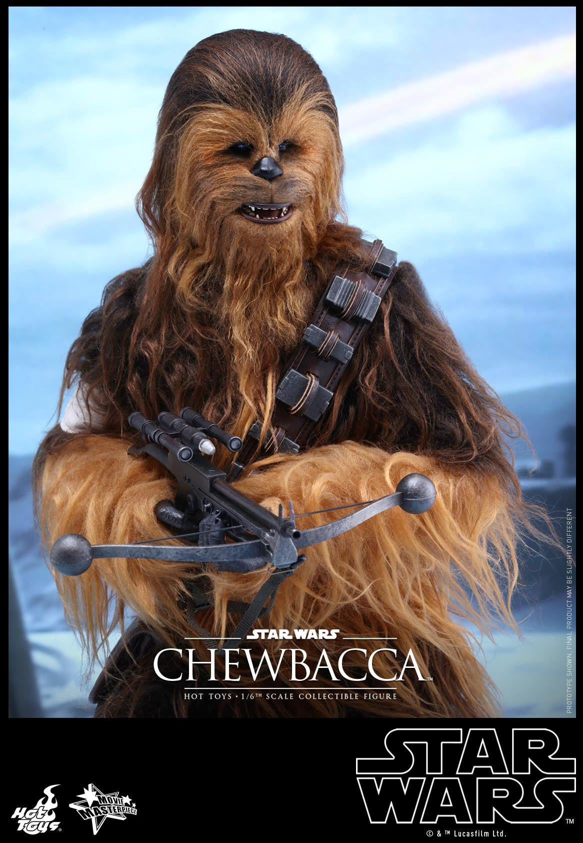 Hot Toys - MMS375 - Star Wars: The Force Awakens - Chewbacca - Marvelous Toys - 8