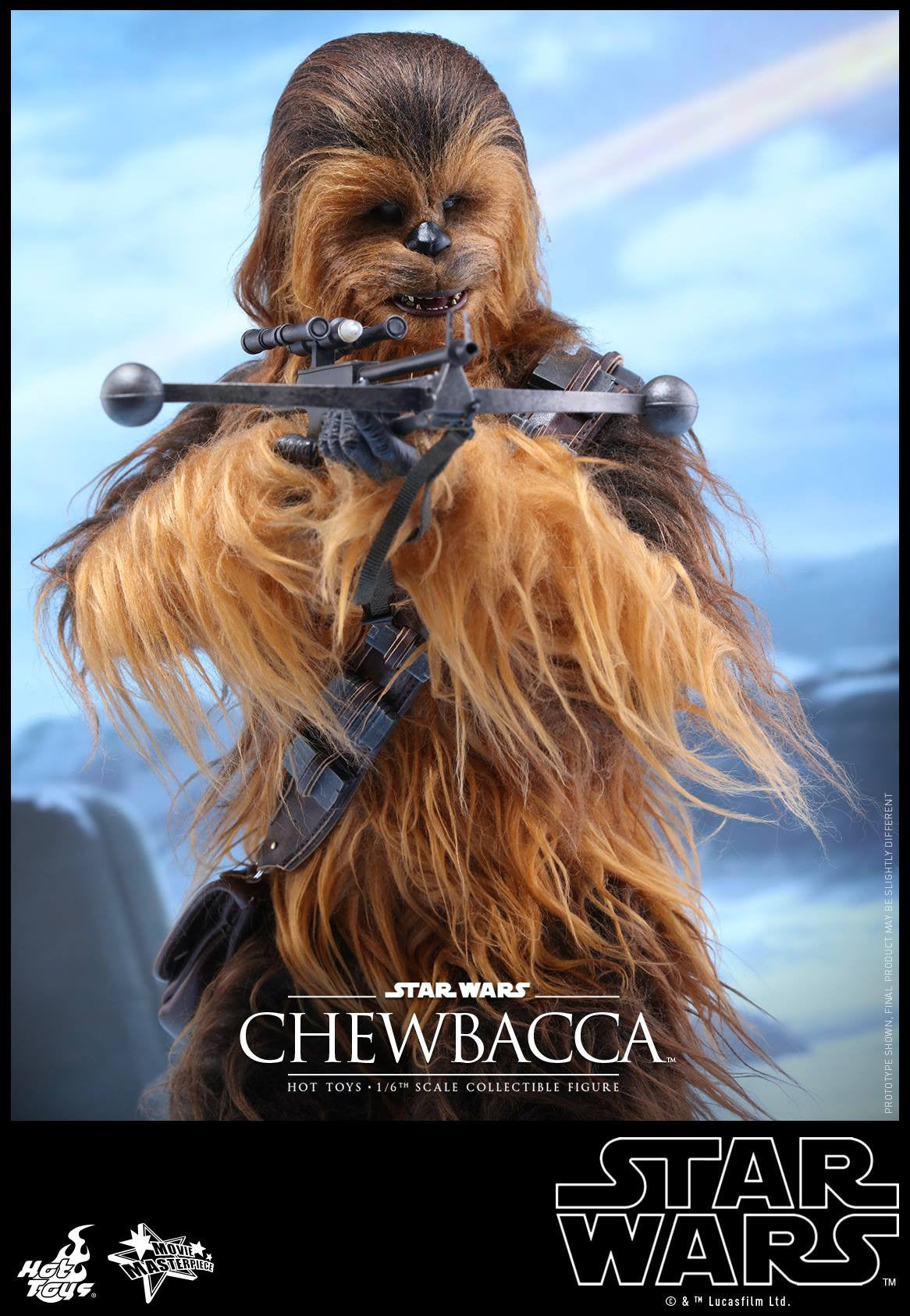Hot Toys - MMS375 - Star Wars: The Force Awakens - Chewbacca - Marvelous Toys - 9