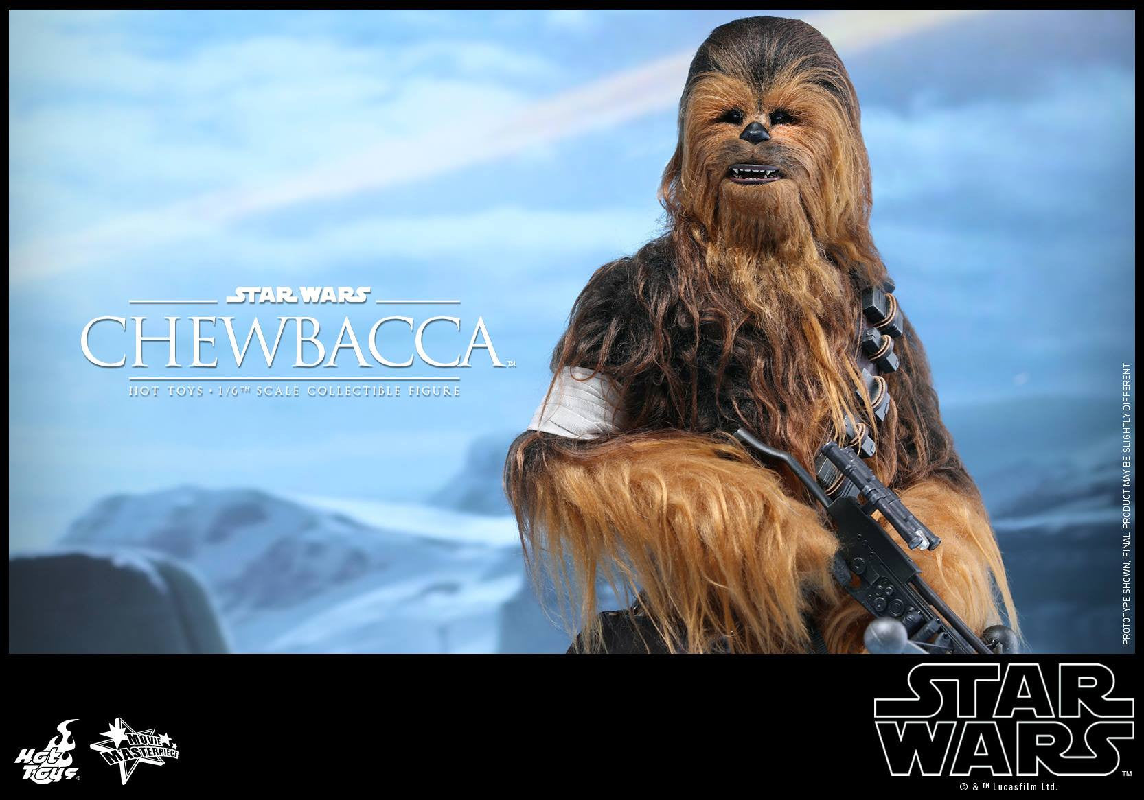 Hot Toys - MMS375 - Star Wars: The Force Awakens - Chewbacca - Marvelous Toys - 10