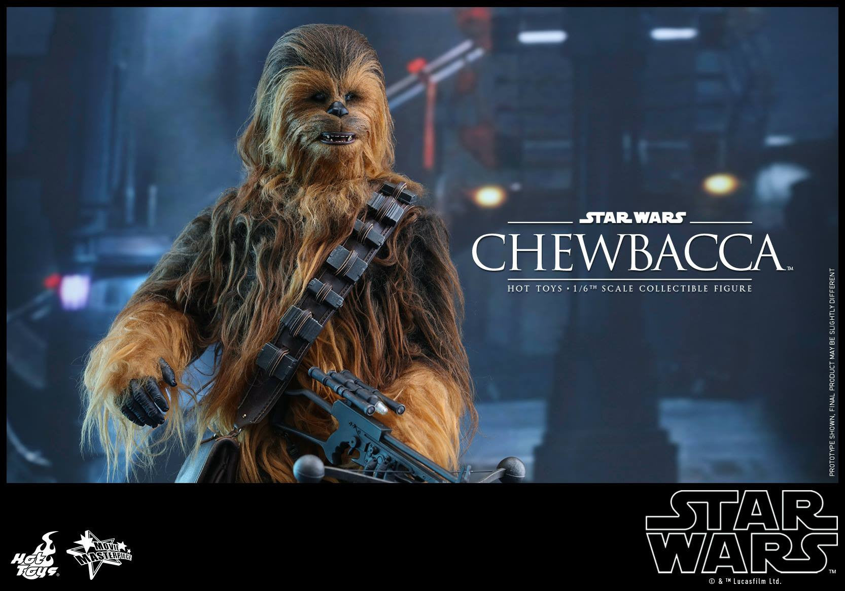 Hot Toys - MMS375 - Star Wars: The Force Awakens - Chewbacca - Marvelous Toys - 11