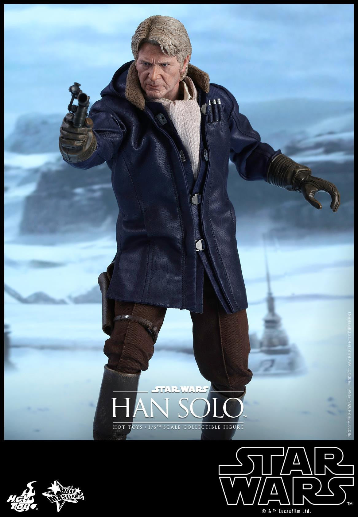 Hot Toys - MMS374 - Star Wars: The Force Awakens - Han Solo - Marvelous Toys - 3