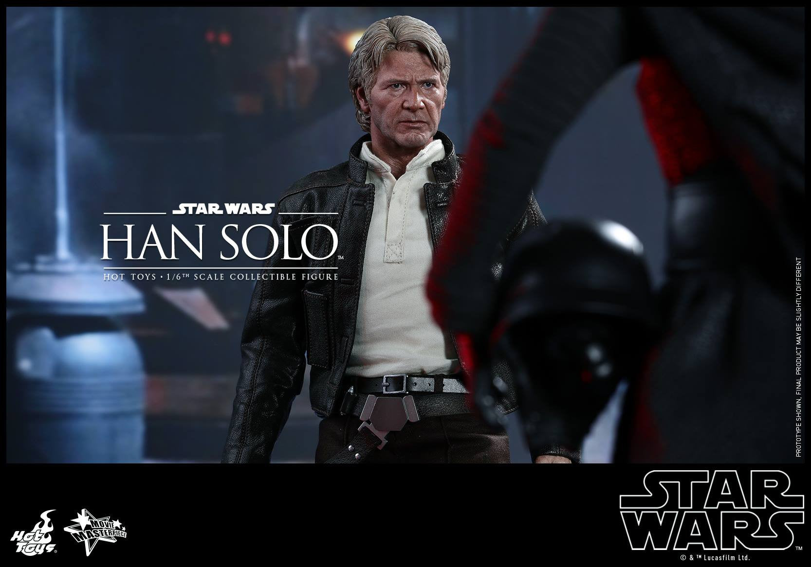 Hot Toys - MMS374 - Star Wars: The Force Awakens - Han Solo - Marvelous Toys - 5
