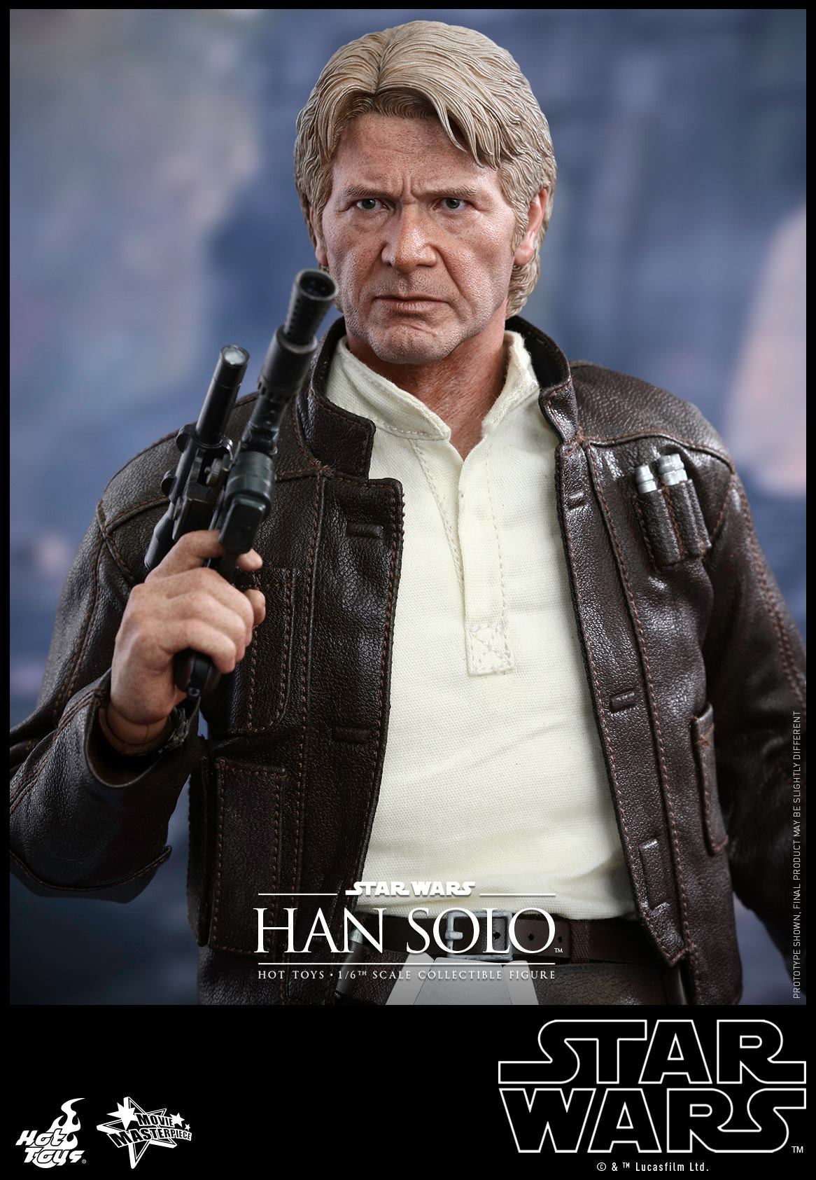 Hot Toys - MMS374 - Star Wars: The Force Awakens - Han Solo - Marvelous Toys - 7