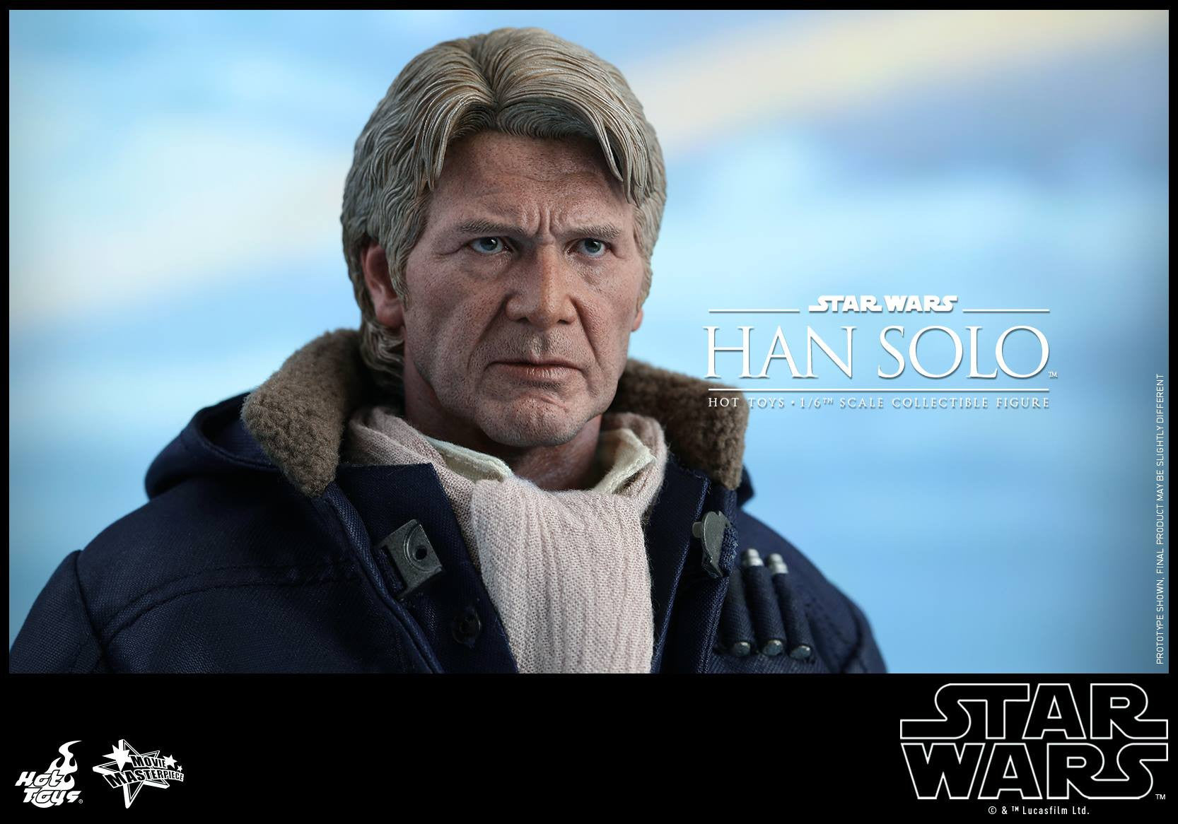 Hot Toys - MMS374 - Star Wars: The Force Awakens - Han Solo - Marvelous Toys - 10