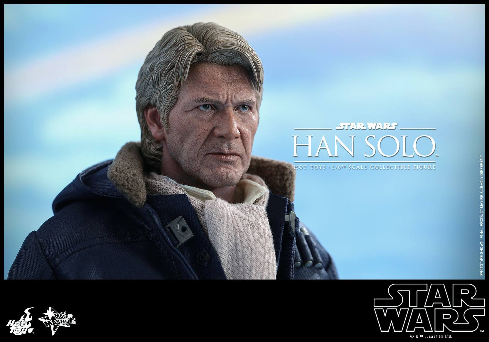 Hot Toys - MMS374 - Star Wars: The Force Awakens - Han Solo - Marvelous Toys - 12
