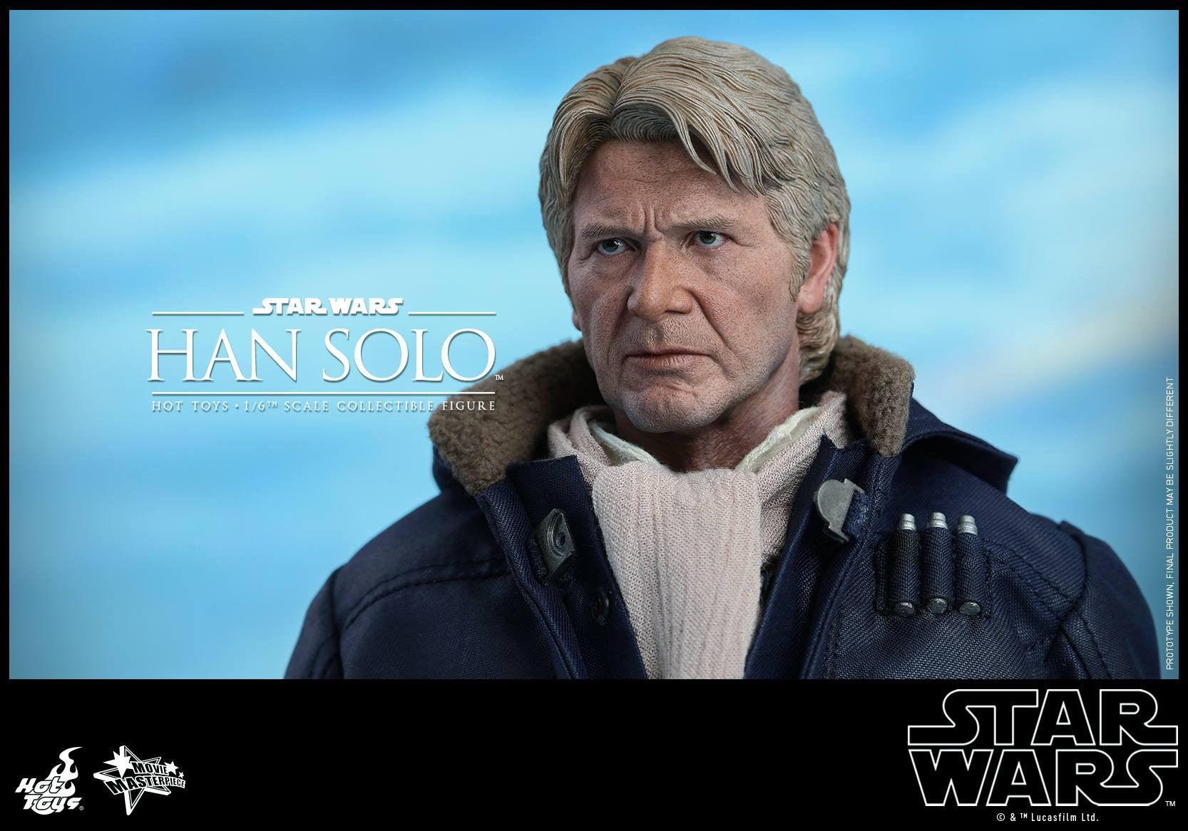 Hot Toys - MMS374 - Star Wars: The Force Awakens - Han Solo - Marvelous Toys - 13