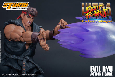 Storm Collectibles - Ultra Street Fighter II: The Final Challengers - Evil Ryu
