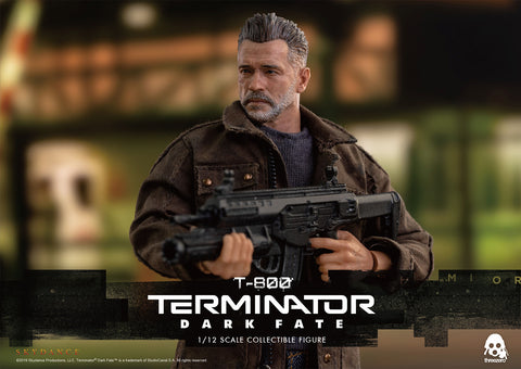 ThreeZero - Terminator: Dark Fate - T-800 (1/12 Scale)