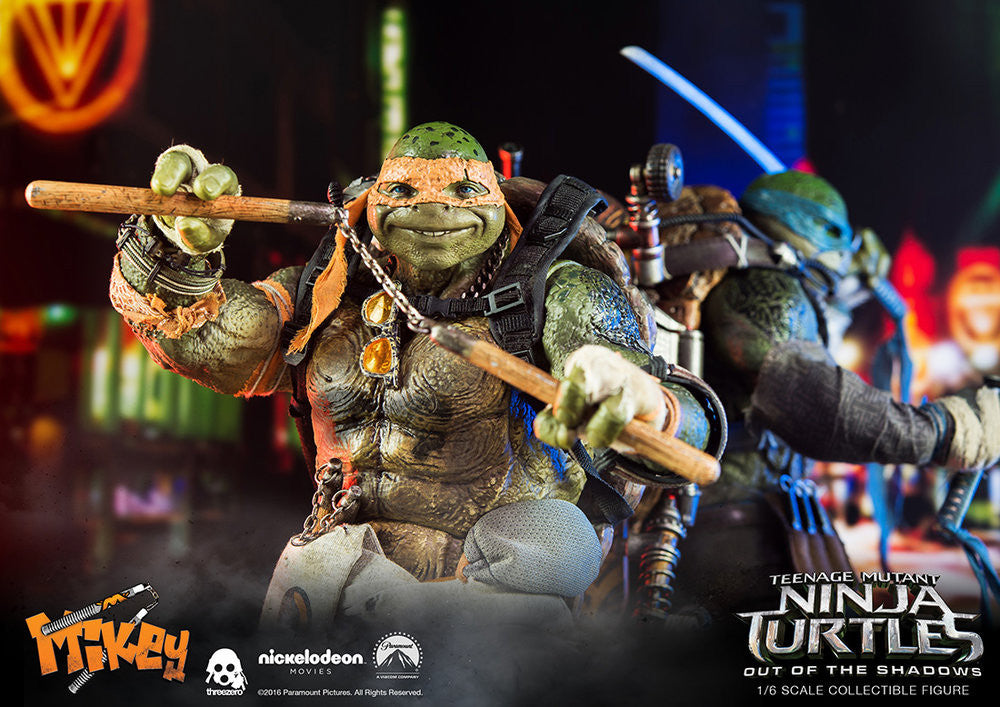 ThreeZero - Teenage Mutant Ninja Turtles: Out of the Shadows - Leonardo - Marvelous Toys - 20