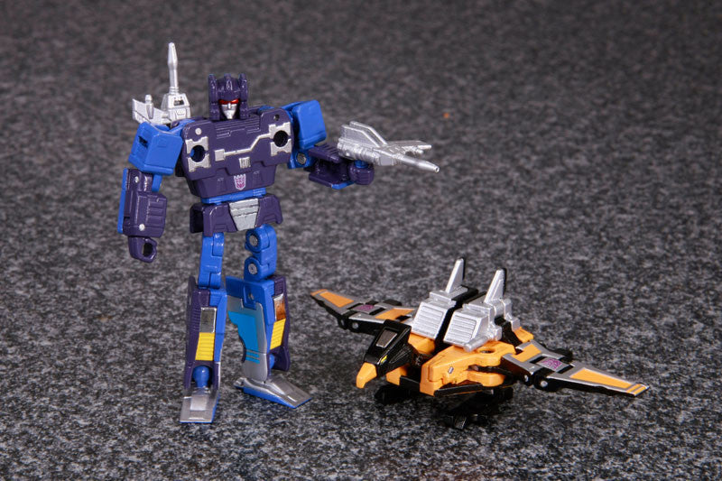 TakaraTomy - Transformers Masterpiece - MP-16 - Frenzy & Buzzsaw (Reissue) - Marvelous Toys - 1