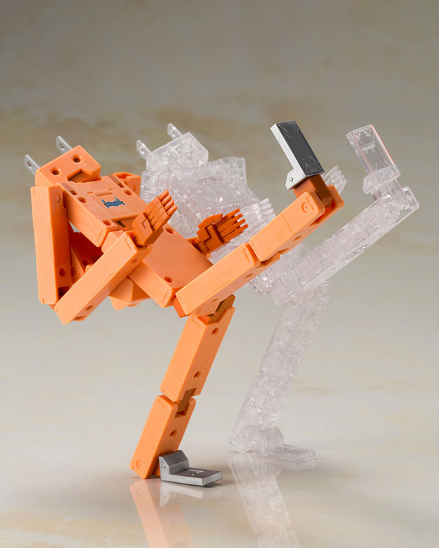 Kotobukiya - Frame Arms Girl - Juden-Kun (Hresvelgr & Clear Color Ver.) Model Kit