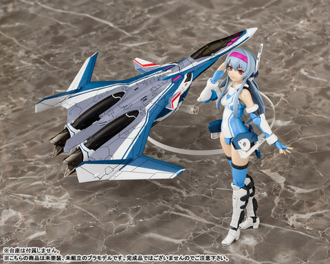 Aoshima - ACKS - Variable Fighter Girl - Macross Delta - VF-31J Siegfried Model Kit