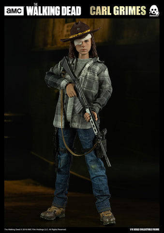 ThreeZero - The Walking Dead - Carl Grimes (1/6 Scale) (Standard Version)