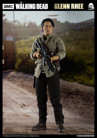 ThreeZero - The Walking Dead - Glenn Rhee