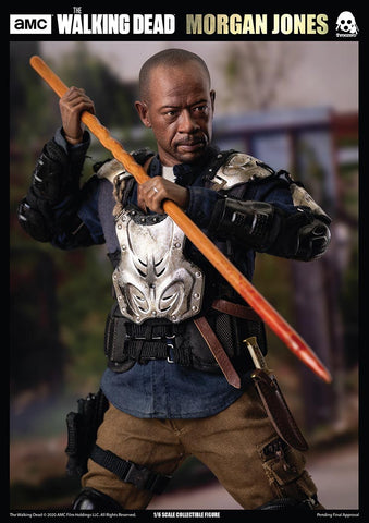 Threezero - The Walking Dead - Morgan Jones (Season 7)