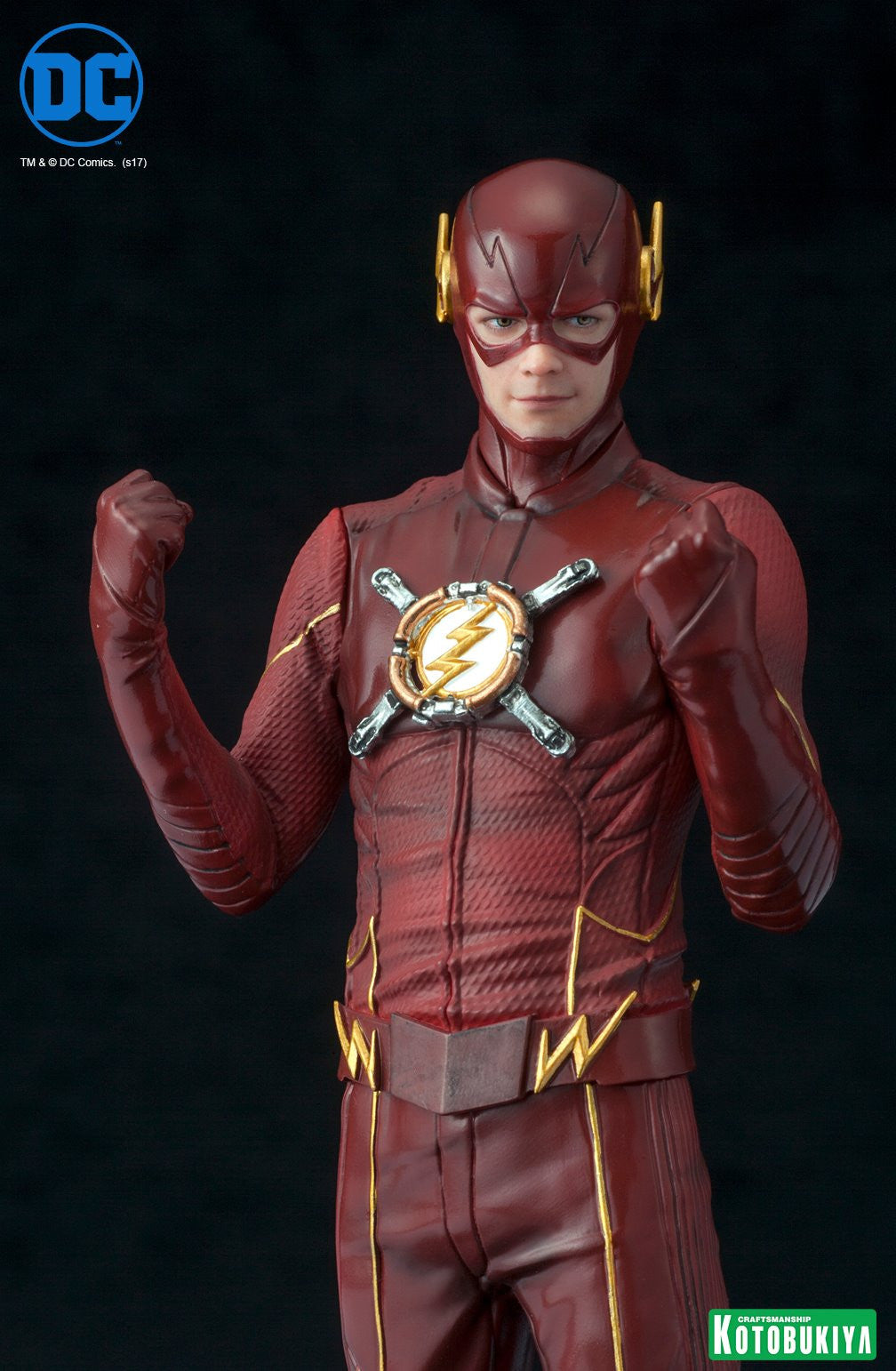 Kotobukiya - ARTFX+ - The Flash TV Series -  Tachyon Enhanced Flash (Limited Edition)