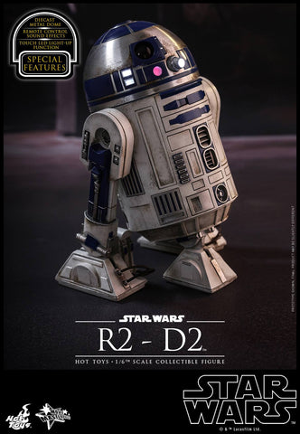 Hot Toys - MMS408 - Star Wars: The Force Awakens - R2-D2 - Marvelous Toys - 2