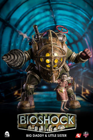ThreeZero - Bioshock - Big Daddy and Little Sister