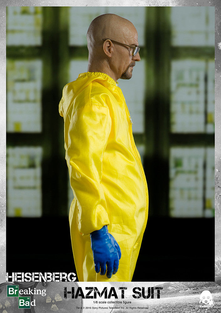 ThreeZero - Breaking Bad - Heisenberg & Jesse Hazmat Suit Combo - Marvelous Toys - 6