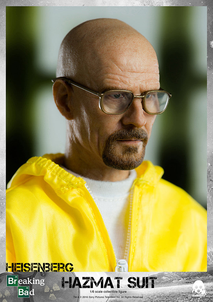 ThreeZero - Breaking Bad - Heisenberg & Jesse Hazmat Suit Combo - Marvelous Toys - 7