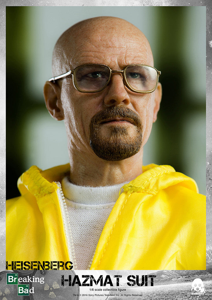 ThreeZero - Breaking Bad - Heisenberg & Jesse Hazmat Suit Combo - Marvelous Toys - 8