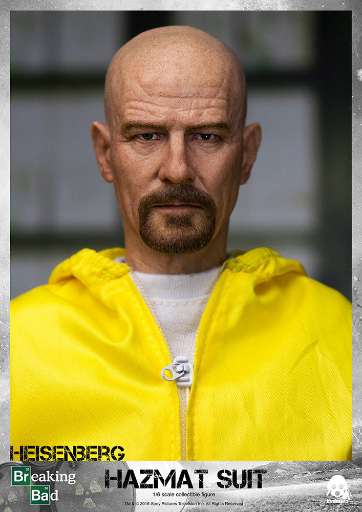 ThreeZero - Breaking Bad - Heisenberg & Jesse Hazmat Suit Combo - Marvelous Toys - 9