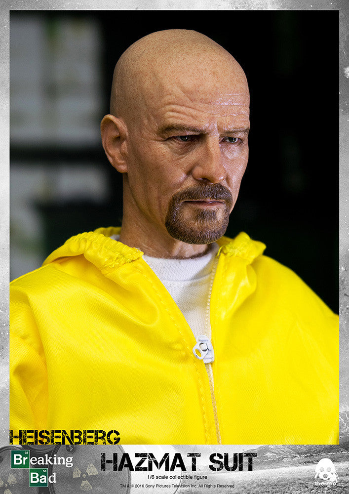 ThreeZero - Breaking Bad - Heisenberg & Jesse Hazmat Suit Combo - Marvelous Toys - 10