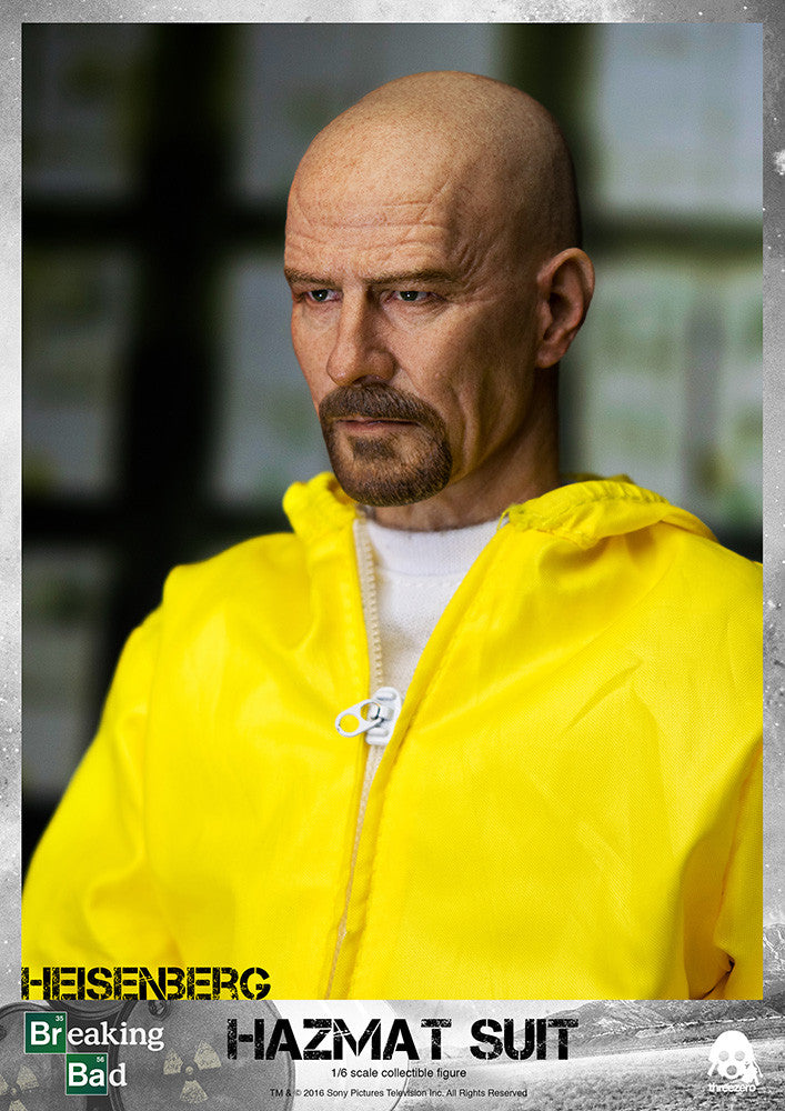 ThreeZero - Breaking Bad - Heisenberg & Jesse Hazmat Suit Combo - Marvelous Toys - 11