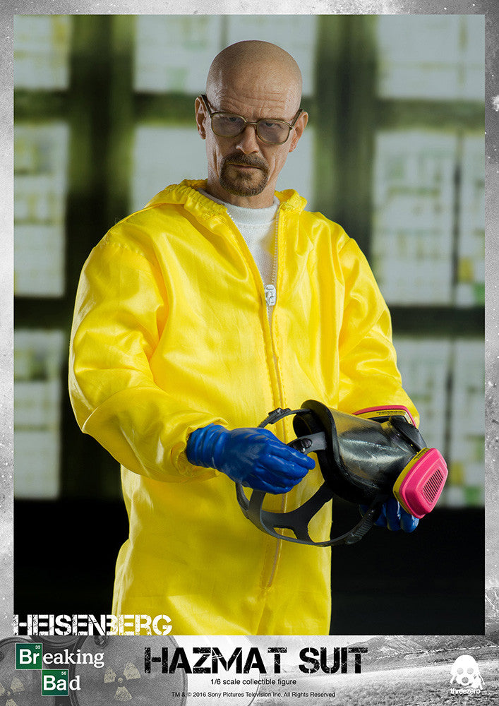 ThreeZero - Breaking Bad - Heisenberg & Jesse Hazmat Suit Combo - Marvelous Toys - 13
