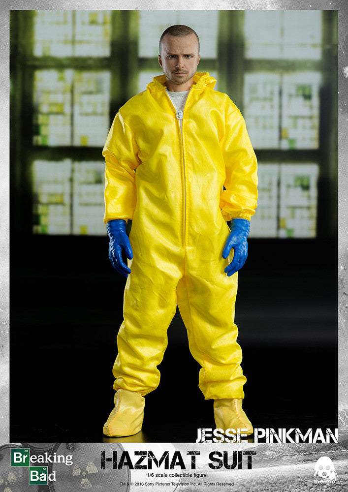 ThreeZero - Breaking Bad - Heisenberg & Jesse Hazmat Suit Combo - Marvelous Toys - 15