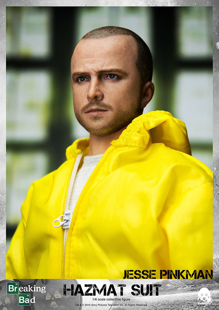 ThreeZero - Breaking Bad - Heisenberg & Jesse Hazmat Suit Combo - Marvelous Toys - 18