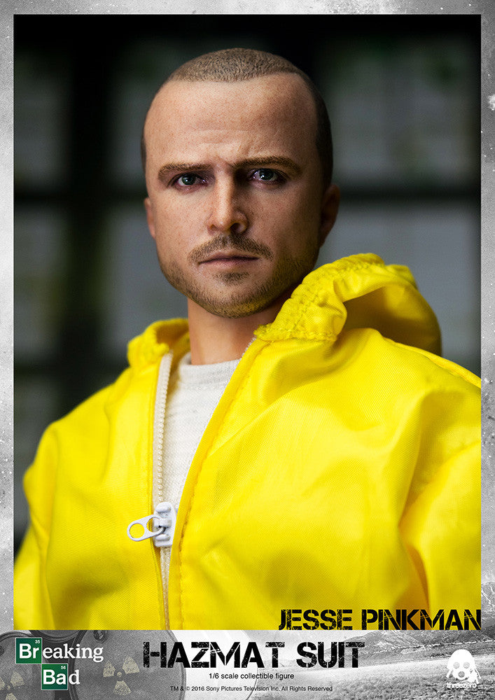 ThreeZero - Breaking Bad - Heisenberg & Jesse Hazmat Suit Combo - Marvelous Toys - 19