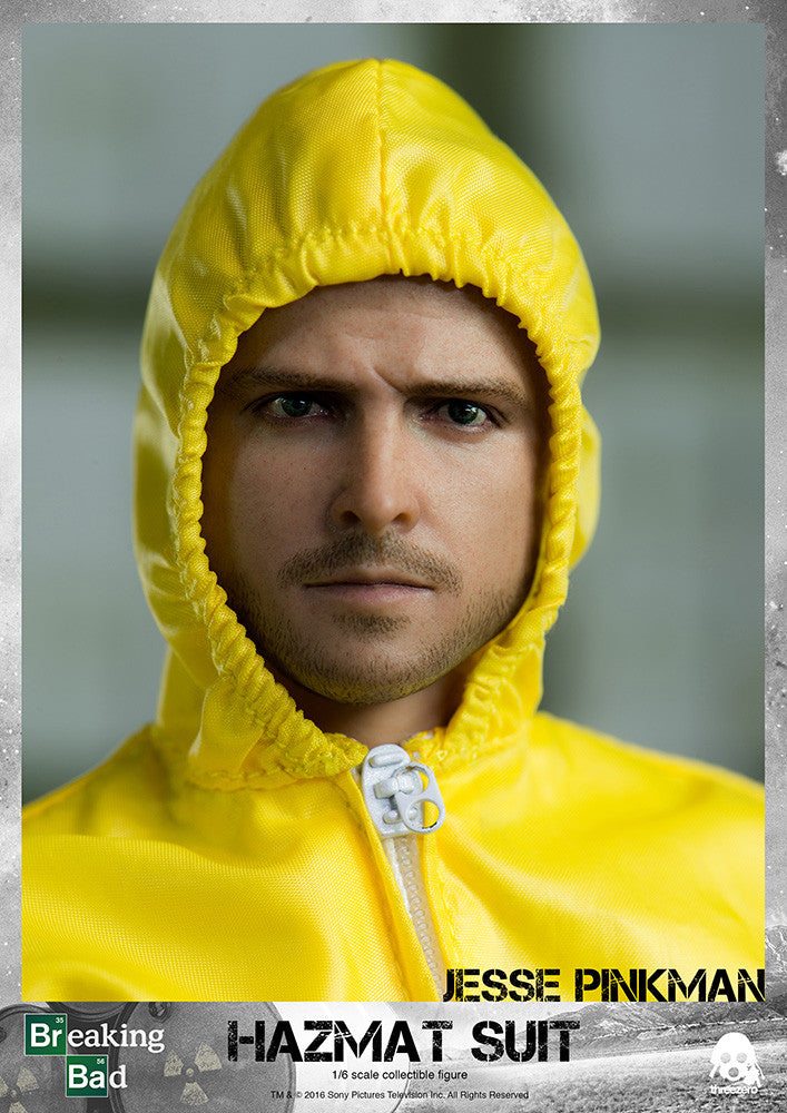 ThreeZero - Breaking Bad - Heisenberg & Jesse Hazmat Suit Combo - Marvelous Toys - 22