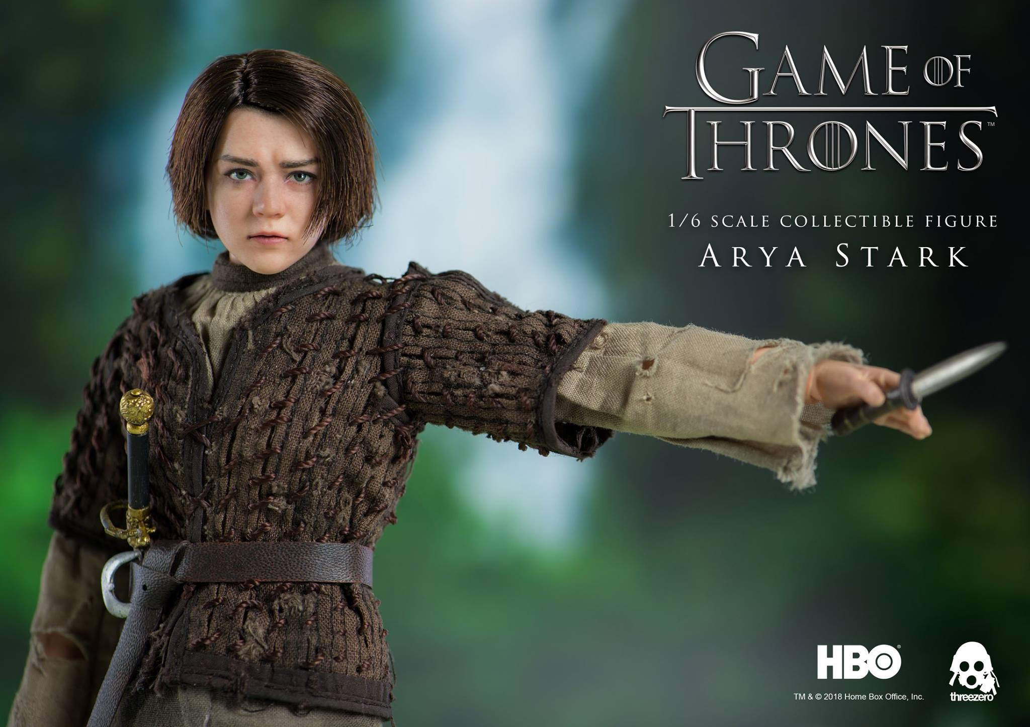ThreeZero - Game of Thrones - Arya Stark
