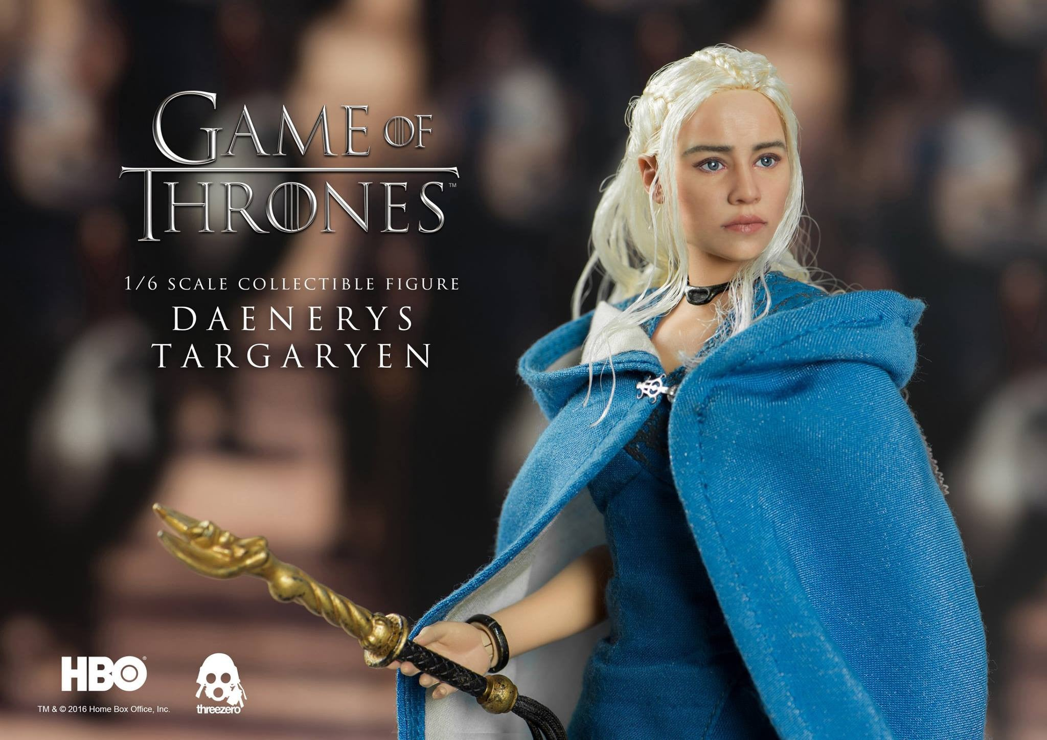 ThreeZero - Game of Thrones - Daenerys Targaryen - Marvelous Toys - 6