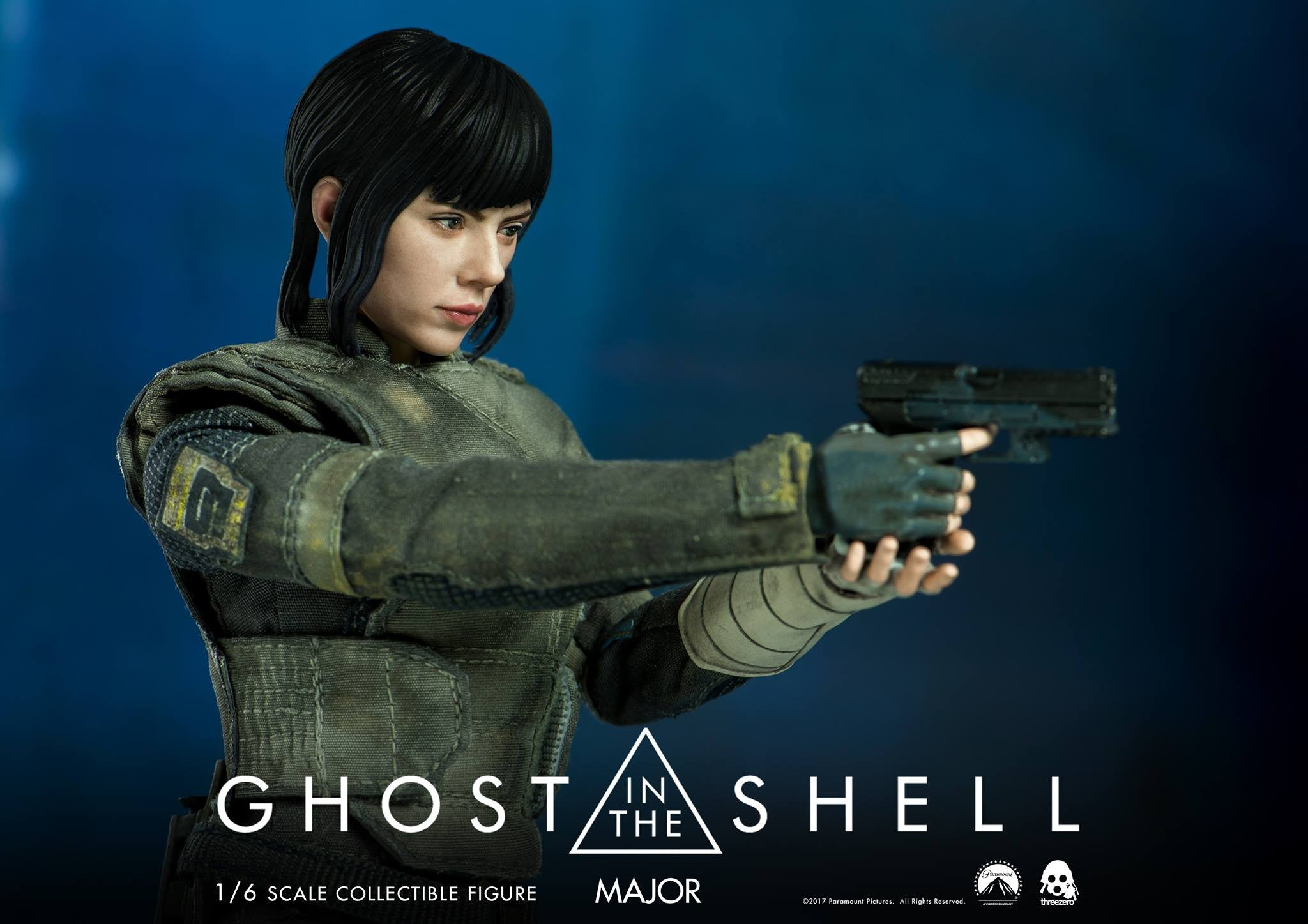 ThreeZero - Ghost in the Shell - Major