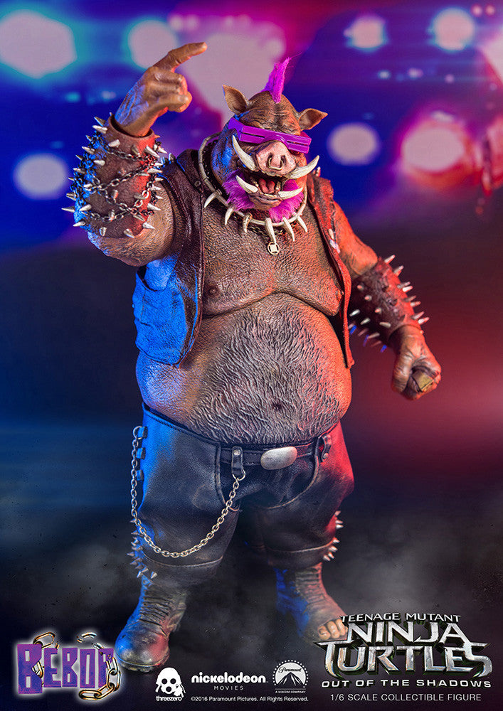 ThreeZero - Teenage Mutant Ninja Turtles: Out of the Shadows - Bebop - Marvelous Toys - 2