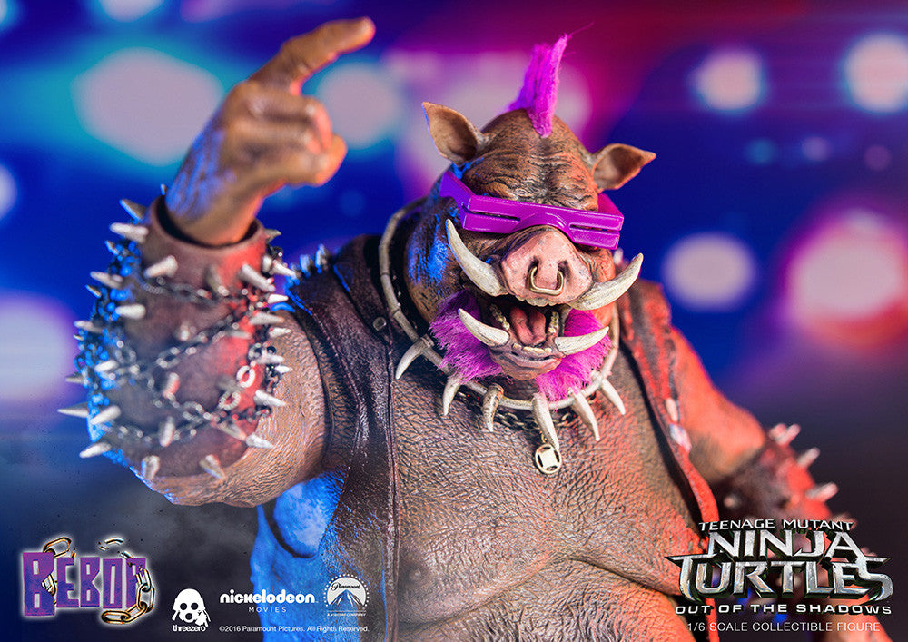 ThreeZero - Teenage Mutant Ninja Turtles: Out of the Shadows - Bebop - Marvelous Toys - 3