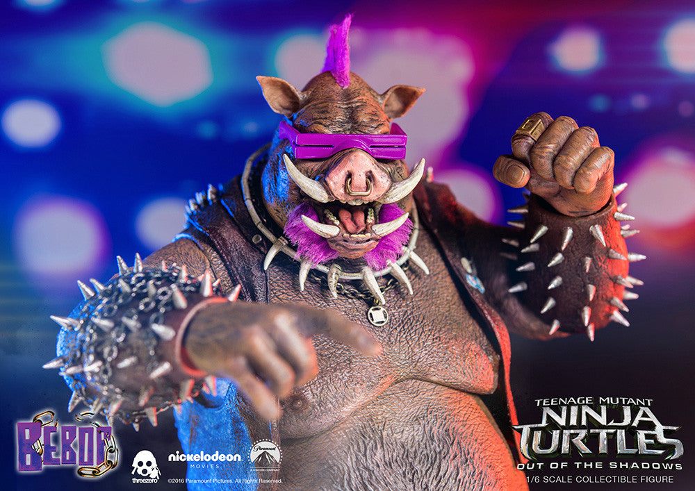 ThreeZero - Teenage Mutant Ninja Turtles: Out of the Shadows - Bebop - Marvelous Toys - 5