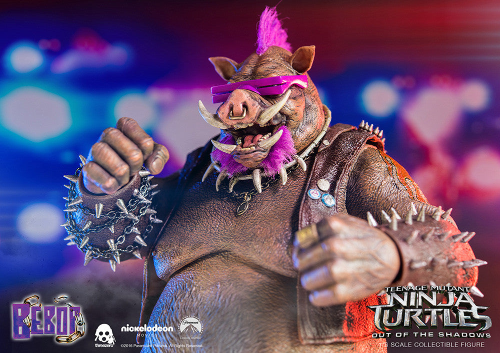 ThreeZero - Teenage Mutant Ninja Turtles: Out of the Shadows - Bebop - Marvelous Toys - 6