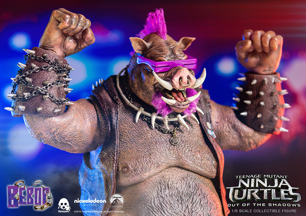 ThreeZero - Teenage Mutant Ninja Turtles: Out of the Shadows - Bebop - Marvelous Toys - 7