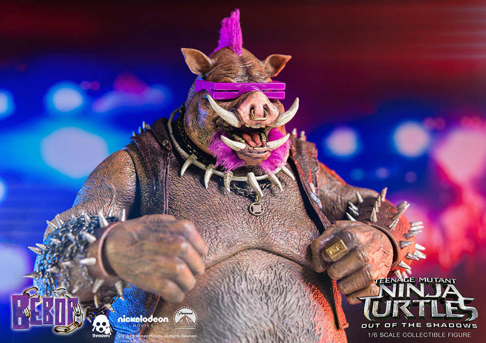 ThreeZero - Teenage Mutant Ninja Turtles: Out of the Shadows - Bebop - Marvelous Toys - 8