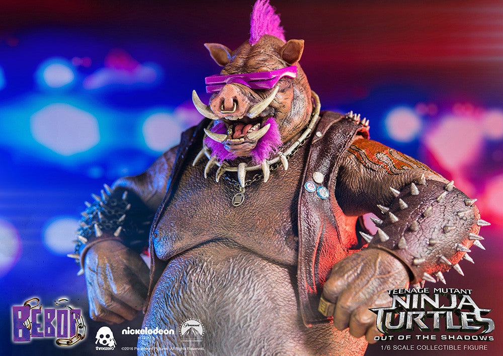 ThreeZero - Teenage Mutant Ninja Turtles: Out of the Shadows - Bebop - Marvelous Toys - 9