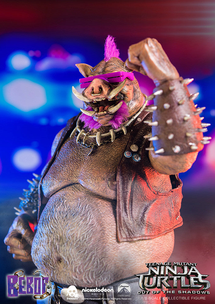 ThreeZero - Teenage Mutant Ninja Turtles: Out of the Shadows - Bebop - Marvelous Toys - 10