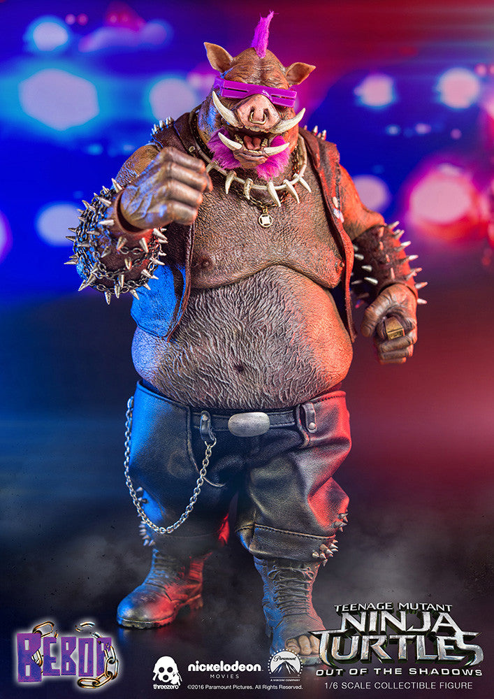 ThreeZero - Teenage Mutant Ninja Turtles: Out of the Shadows - Bebop - Marvelous Toys - 14