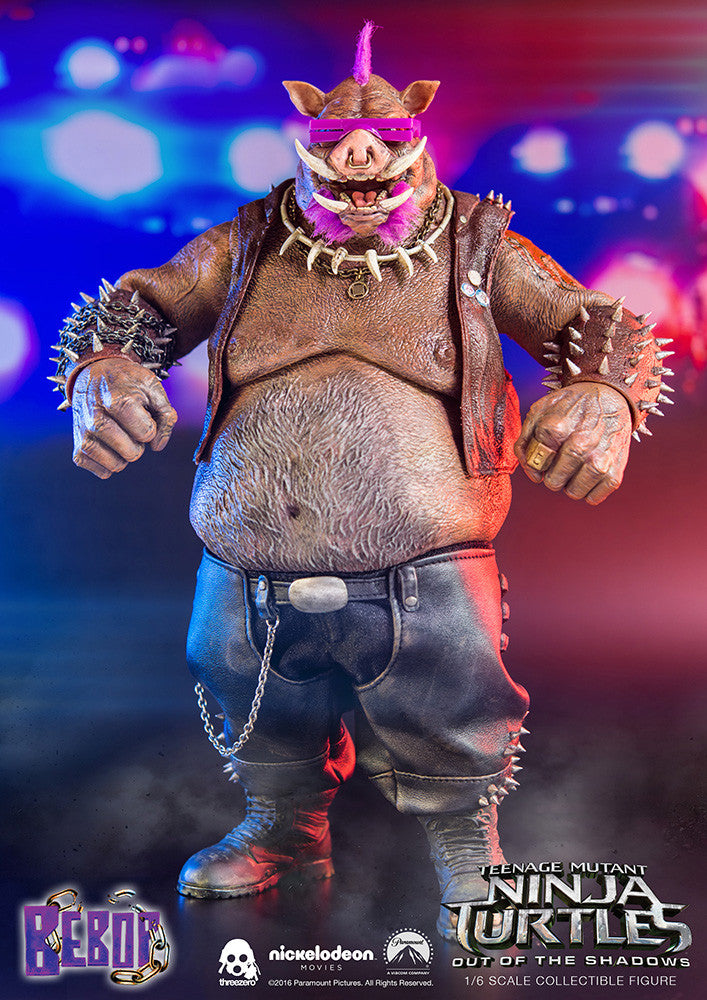 ThreeZero - Teenage Mutant Ninja Turtles: Out of the Shadows - Bebop - Marvelous Toys - 15
